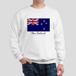 New Zealand Flag Sweatshirt