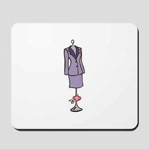 Dressmaker Form Mousepad