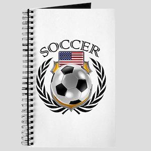 USA Soccer Fan Journal