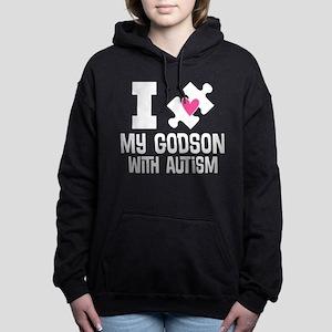 Autism Godson Support Walk Women's Hooded Sweatshi