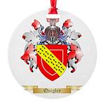 Quigley Round Ornament