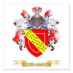 Quigley Square Car Magnet 3