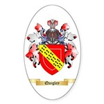 Quigley Sticker (Oval 10 pk)