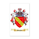 Quigley 35x21 Wall Decal