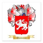 Quievreux Square Car Magnet 3