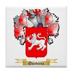 Quievreux Tile Coaster