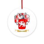 Quievreux Round Ornament