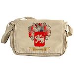 Quievre Messenger Bag