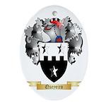 Queyeiro Oval Ornament