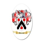 Quernel 20x12 Oval Wall Decal