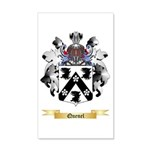 Quenel 20x12 Wall Decal