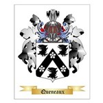 Queneaux Small Poster