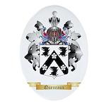 Queneaux Oval Ornament