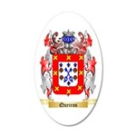Queiros 35x21 Oval Wall Decal