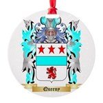 Queeny Round Ornament
