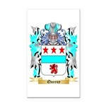 Queeny Rectangle Car Magnet