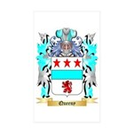 Queeny Sticker (Rectangle 10 pk)