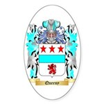 Queeny Sticker (Oval)
