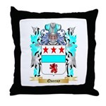 Queeny Throw Pillow
