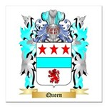 Queen Square Car Magnet 3