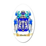 Queally 20x12 Oval Wall Decal