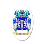 Queally 35x21 Oval Wall Decal