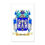 Queally 20x12 Wall Decal