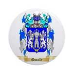 Queally Round Ornament