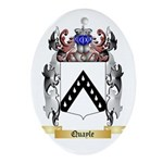 Quayle Oval Ornament