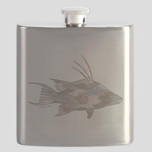 Cindy's Camo Hogfish Flask