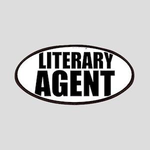 Trust Me, I'm A Literary Agent Patch