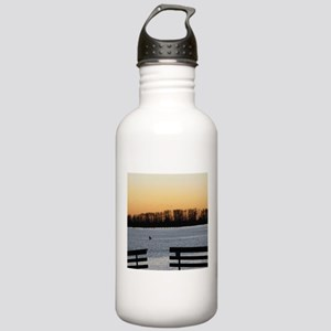 River Sunset Stainless Water Bottle 1.0L