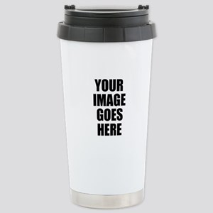 Personalize Your Own Stainless Steel Travel Mug