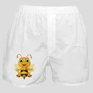 Honey bee Boxer Shorts