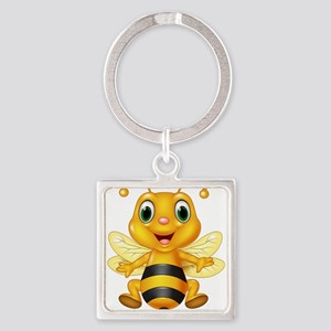 Honey bee Keychains