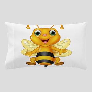 Honey bee Pillow Case