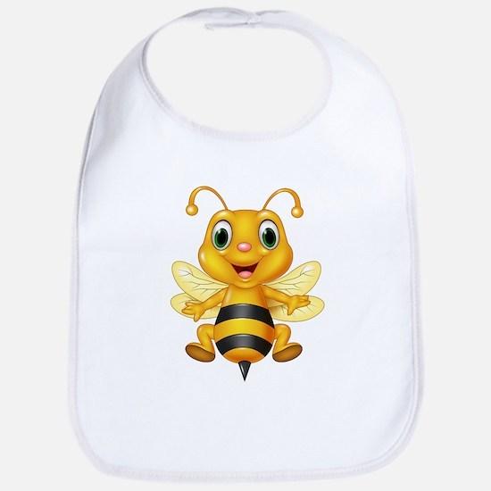Honey bee Bib