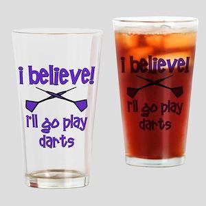 Funn Darts Drinking Glass