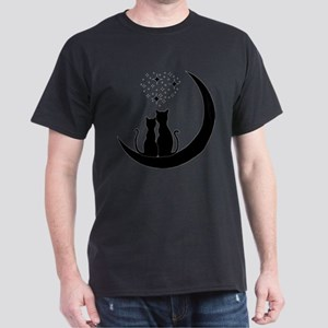 Stargazing cats T-Shirt