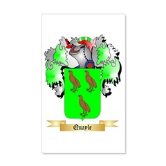 Quayle 2 Wall Decal