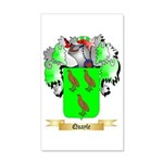 Quayle 2 35x21 Wall Decal