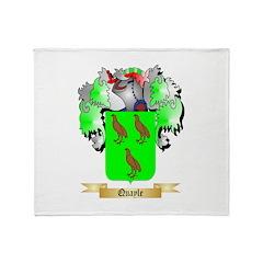 Quayle 2 Throw Blanket