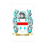 Quarterman Sticker (Rectangle 10 pk)