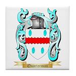 Quarterman Tile Coaster
