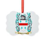 Quarterman Picture Ornament