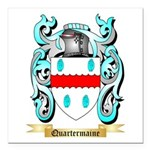Quartermaine Square Car Magnet 3