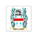 Quartermaine Square Sticker 3