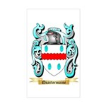 Quartermaine Sticker (Rectangle)