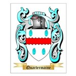 Quartermaine Small Poster