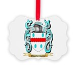 Quartermaine Picture Ornament